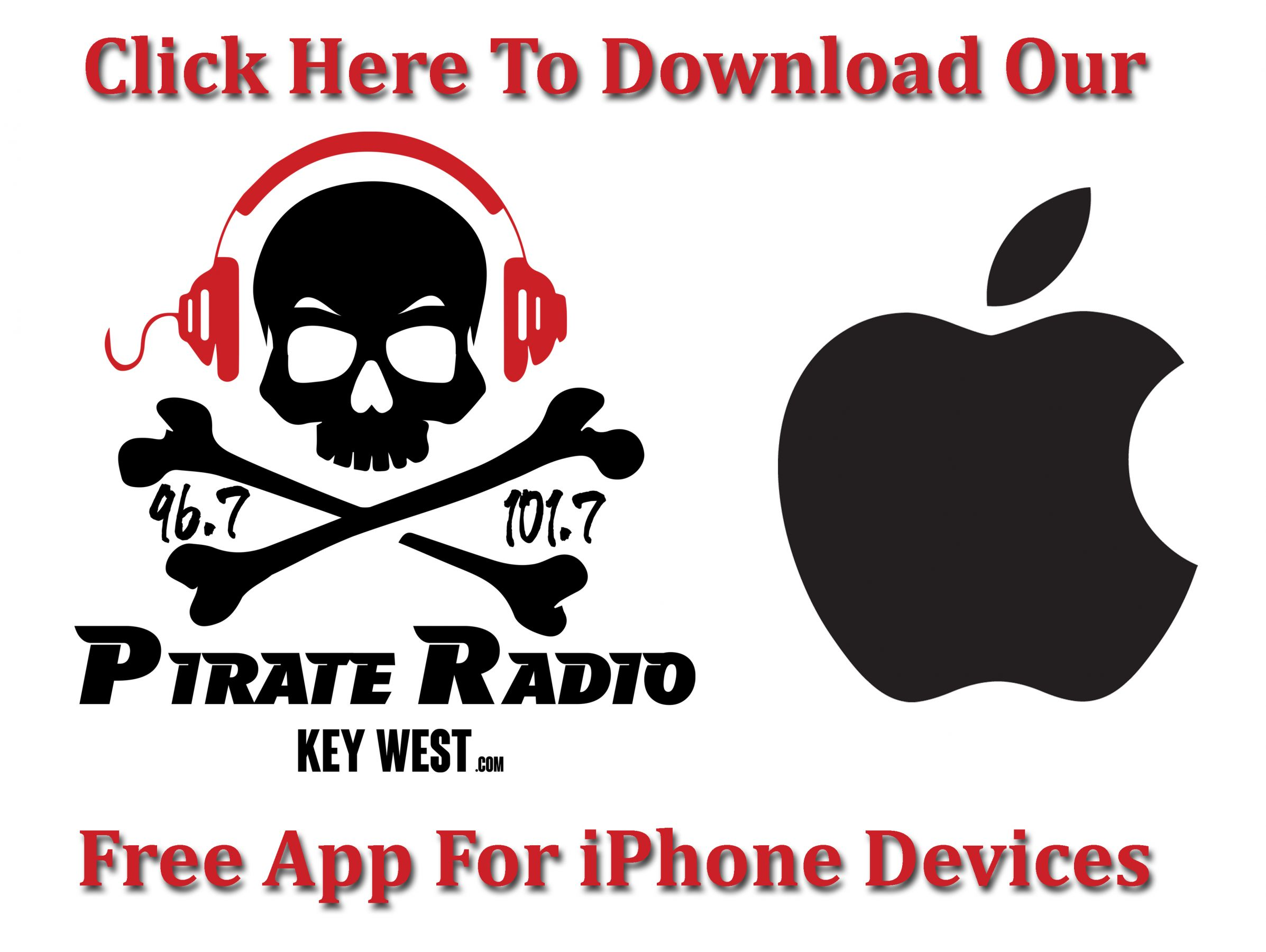 Pirate Radio Free Apps - Pirate Radio Key West